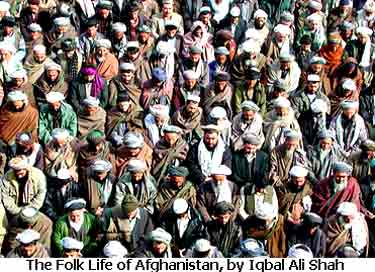 folk life of afghanistan